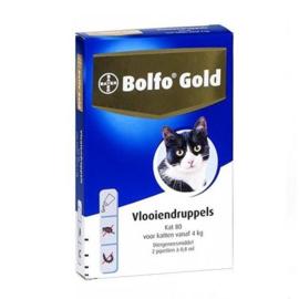 Bolfo Gold Kat meer dan 4kg