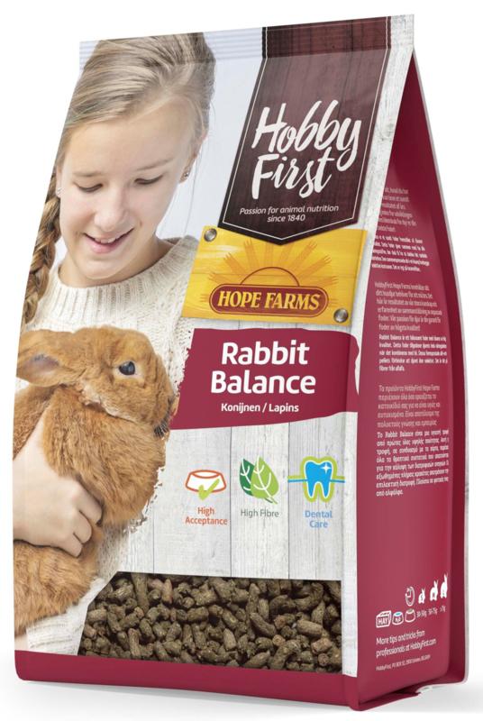 Hope Farms Rabbit Balance