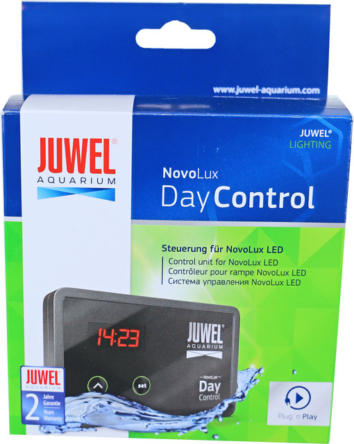 Juwel NovoLux LED, day control.