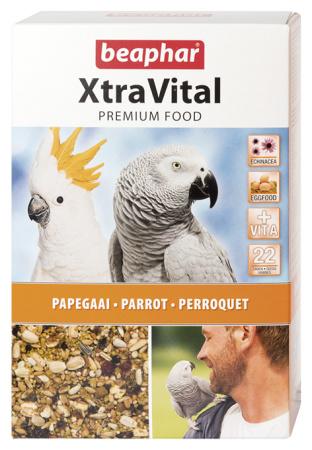 XtraVital Papegaaienvoer 1kg