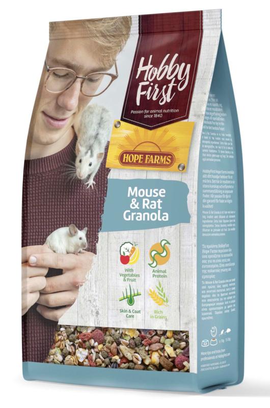 Hope Farms Mouse/Rat Granola