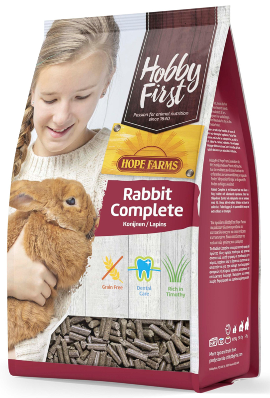 Hope Farms Rabbit Complete