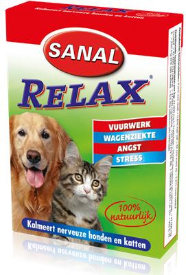 Sanal Relax Kat / Kleine Hond