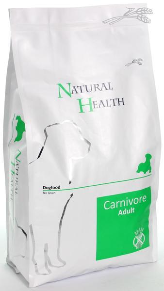 Natural Health Carnivore 3kg-15kg