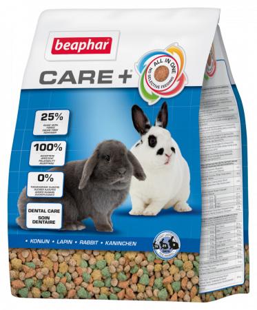 Beaphar Care+ Konijn 1.5kg / 5kg