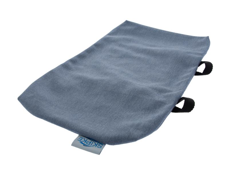 Hoes t.b.v. Top kussen, voorzien van antislip en bevestigingsbanden t.b.v. de Kuikensloep doft