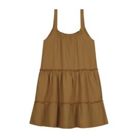 Daily Brat June Dress Sandstone