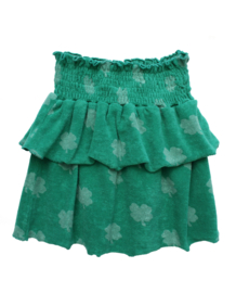 Bandy Button Amrow Skirt