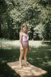 Daily Brat Harper Swimsuit Summer Cinnamon UPF50+