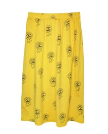 Bandy Button Clov Skirt