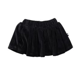 Anarkid Black Velours Skirt