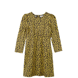 One Day Parade  Puffed Dress Leopard