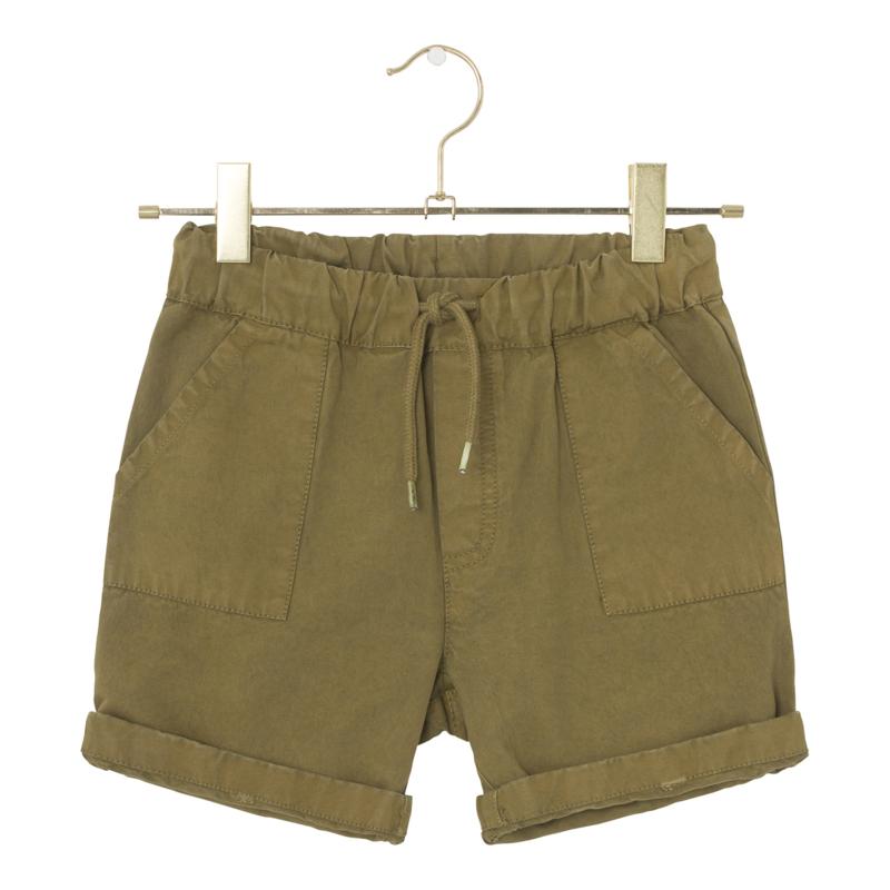 A MONDAY in Copenhagen Morf Shorts Fig Green