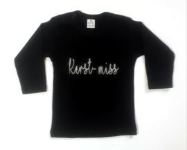 T-shirt Kerst-miss