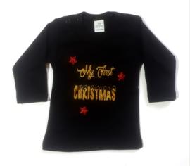 T-shirt My first christmas