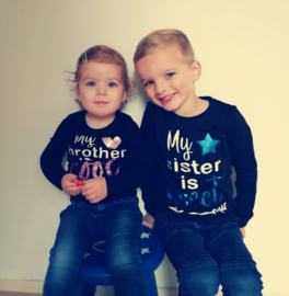 Combi deal: brother and sister