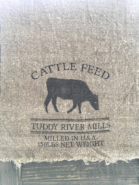 "Shabby ""Cattle Feed"""