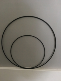 Yzeren cirkel 20cm