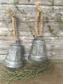 Decoratieve kerstbel