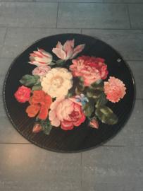 "Vloer/wandkleed ""flower"""
