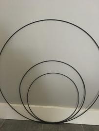 Yzeren cirkel 40cm