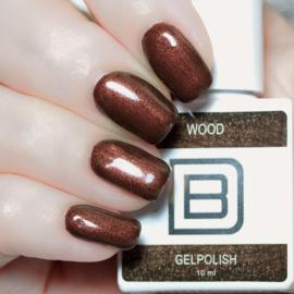 GELPOLISH 017 WOOD