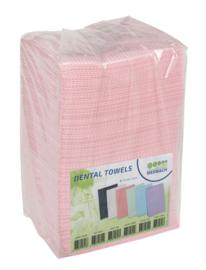 Table Towels Pink 125 stuks