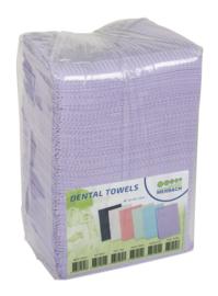 Table Towels Purple 125 stuks