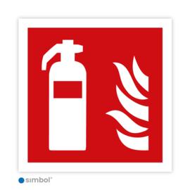 Brandbestrijdingsstickers