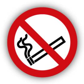 Stickers Verboden te roken (P002)