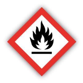 Stickers GHS02 Ontvlambaar - Flammable