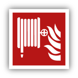 Stickers Brandslang / Blusslang (F002)