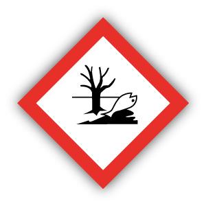 Stickers GHS09 Milieu gevaarlijk / Evironmental danger