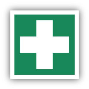 Stickers Eerste hulp (E003)