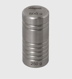 Test gewicht Universeel  voor degen en floret 750/500 gram