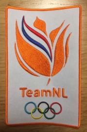 Team NL broek badges (per 2 stuks)
