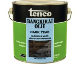 Tenco bankiraiolie dark teak 2,5L