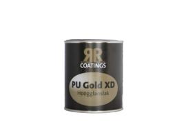 RR PU Gold XD hoogglanslak 1 liter