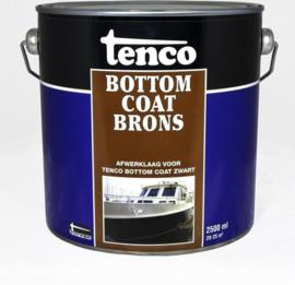 Tenco bottomcoat brons 2,5L