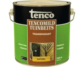 Tencomild transparant 2,5L