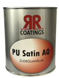 RR Coatings PU Satin AQ 1L