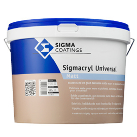 Sigma Acryl Universal 10L