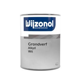 Wijzonol Grondverf wit 1L