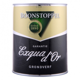 Garantie Exqua d'or grondverf