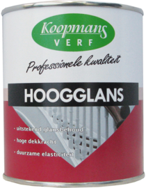 Hoogglans