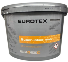 Eurotex super-latex 10L