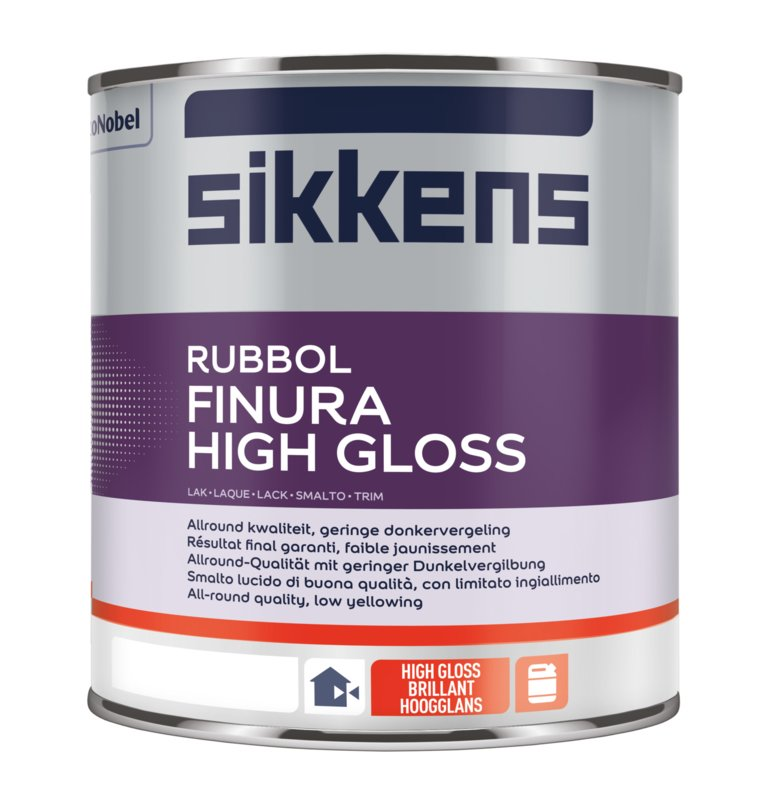 Sikkens Finura High Gloss 1L