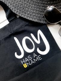 Joy Has a Name - Schoudertas - Black