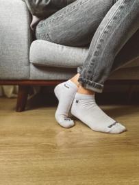 FairRebel Sneakersokken - wit