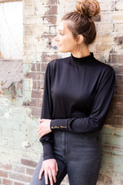 No other Name - Blouse - Black